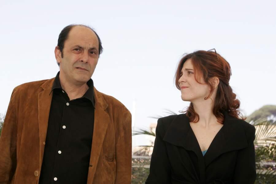 Agnes Jaoui et Jean-Pierre Bacri en 2004