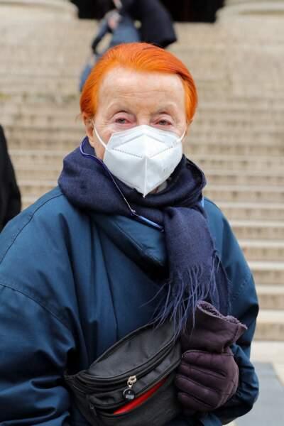 Claude Brouet, ex-rédactrice mode chez Elle