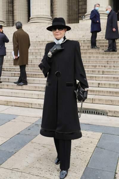 Maryse Gaspard, directrice de Pierre Cardin