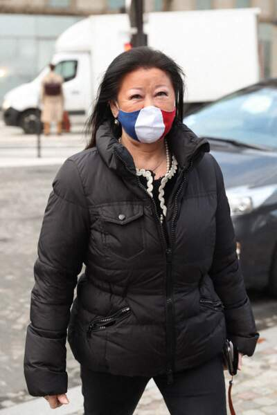 Jeanne d'Hauteserre, maire du 8ème arrondissement de Paris