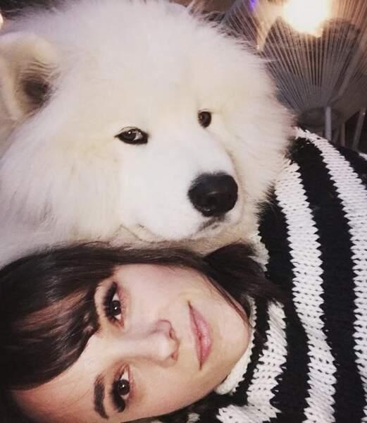 Alizée et Jon Snow