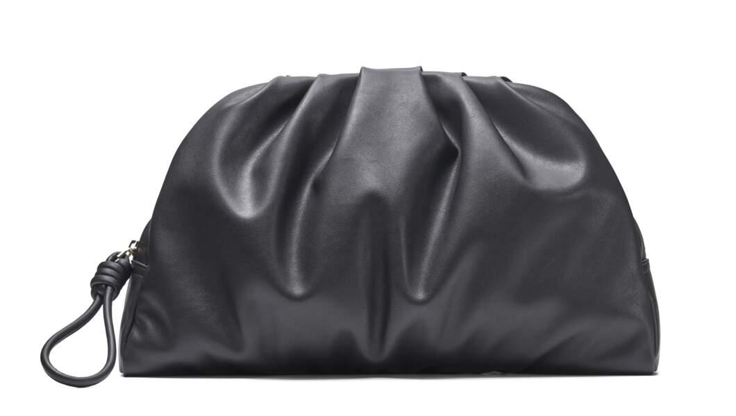 Mini sac froncé, Mango, 19,99 €
