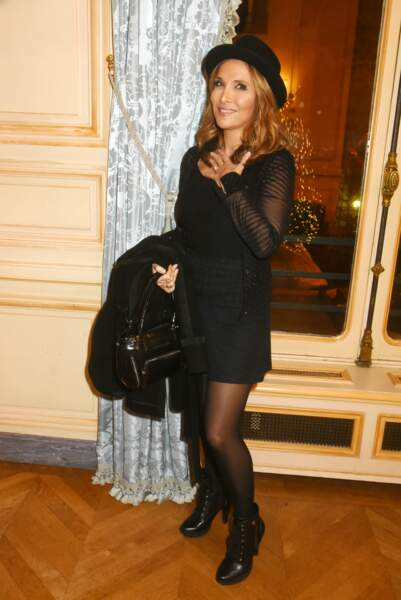 Hélène Ségara en 2019
