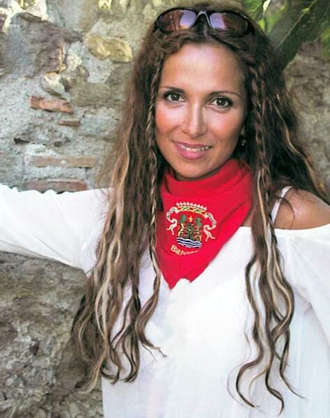 Hélène Ségara en 2001