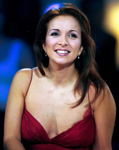 Hélène Ségara en 2000