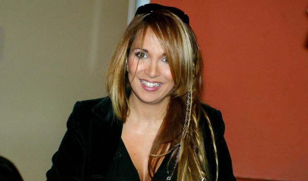 Hélène Ségara en 2003