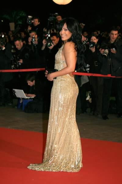 Amel Bent en 2008