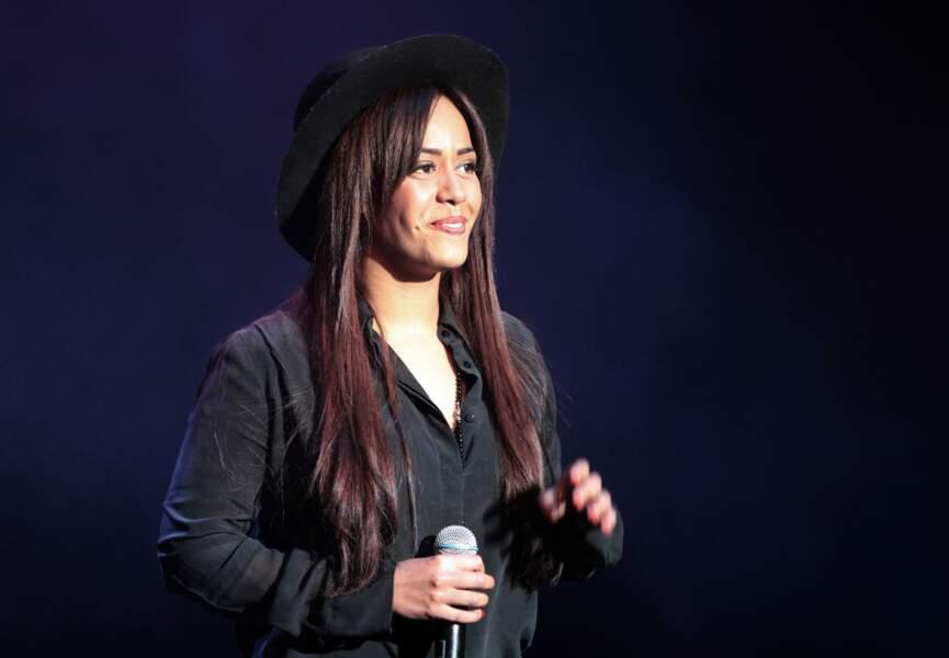Amel Bent en 2013