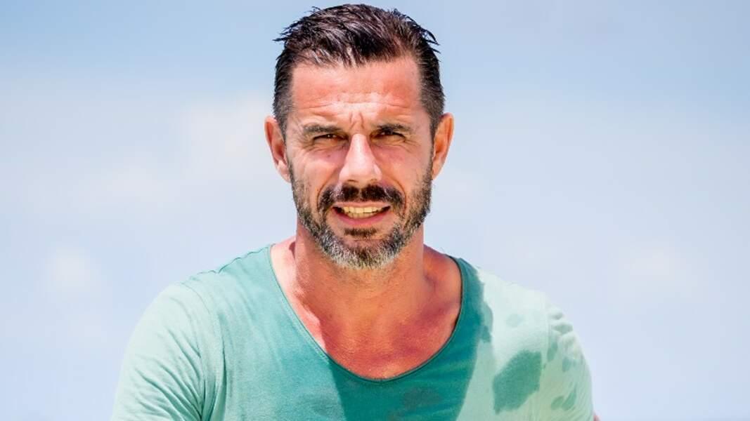 Frédéric, restaurateur, 48 ans