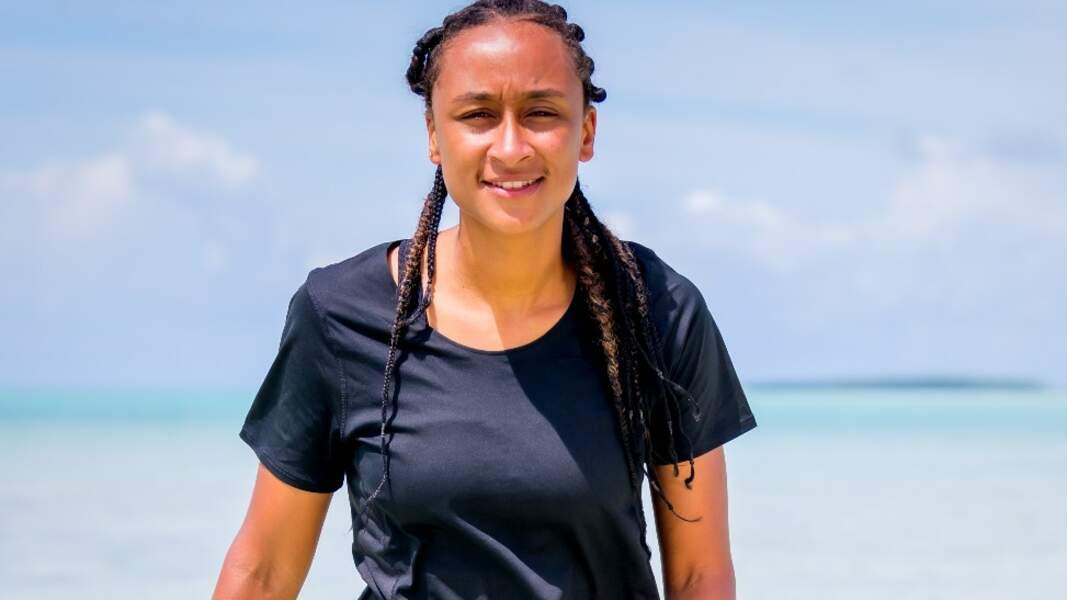 Shanice, 26 ans, cheffe de projet marketing social