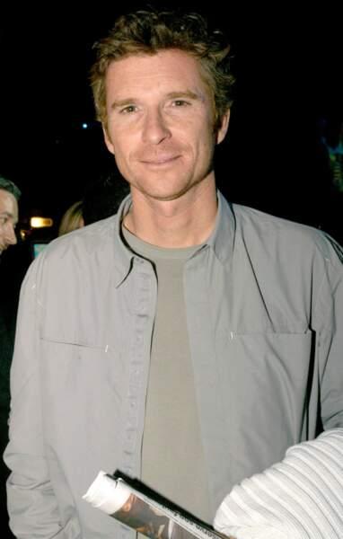 Denis Brogniart en 2004