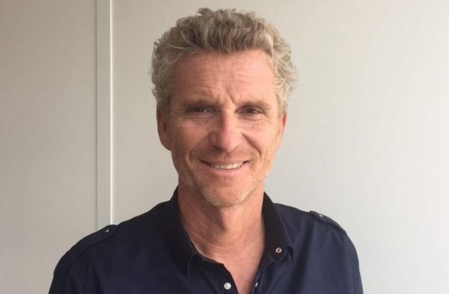 Denis Brogniart en 2017