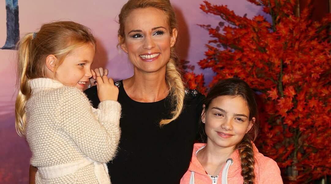 Elodie Gossuin est maman de quatre enfants, tous jumeaux