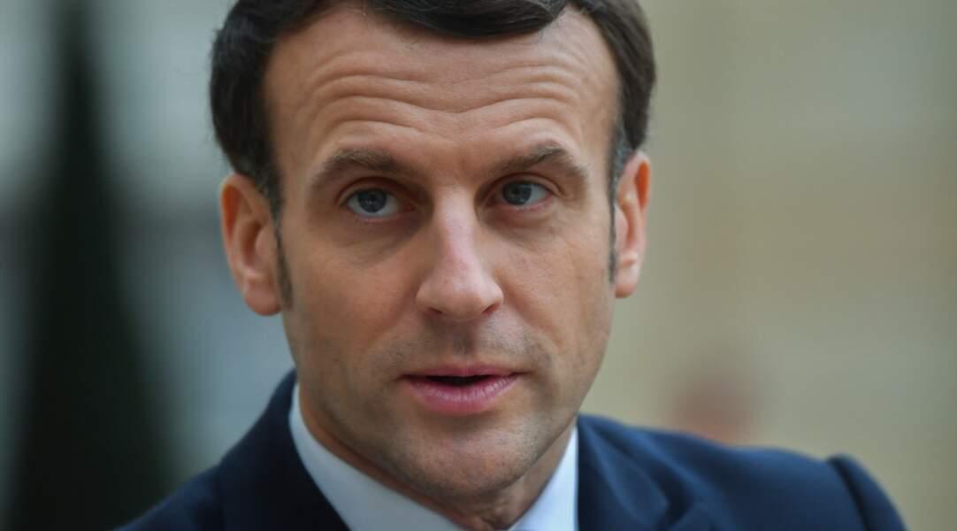 Emmanuel Macron a annoncé la fermeture des écoles