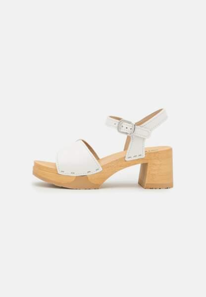Sandales blanches, Softclox, 149,95 sur Zalando