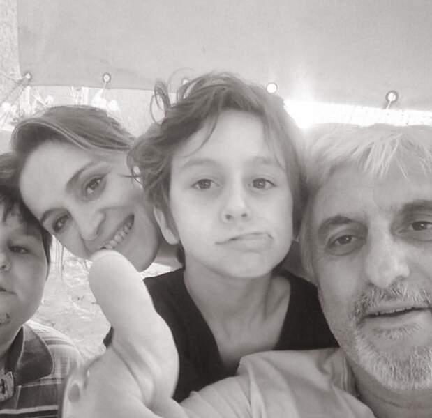Delphine Castex (saison 1) et sa famille