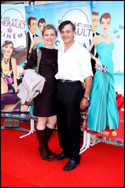 Karine Delgado (saison 2) et son papa