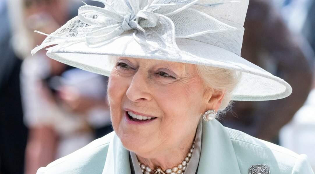 Princesse Alexandra de Kent, cousine de la reine Elizabeth II