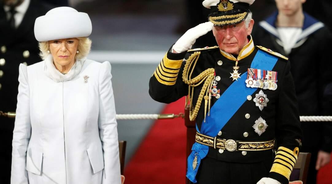 Prince Charles et son épouse Camilla Parker Bowles
