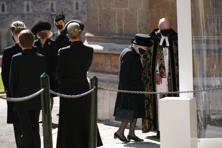 Les funérailles du prince Philip