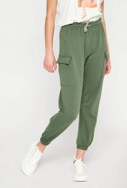 Pantalon de jogging cargo, Lolaliza, 29,99€