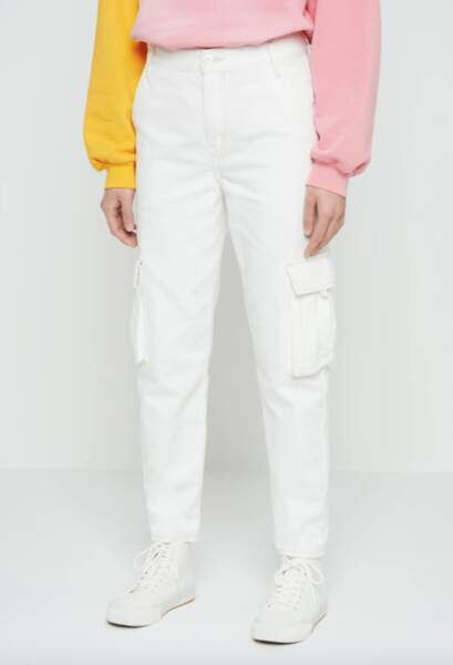 Pantalon cargo éco-responsable, Levi's, actuellement 54,95€ sur Zalando