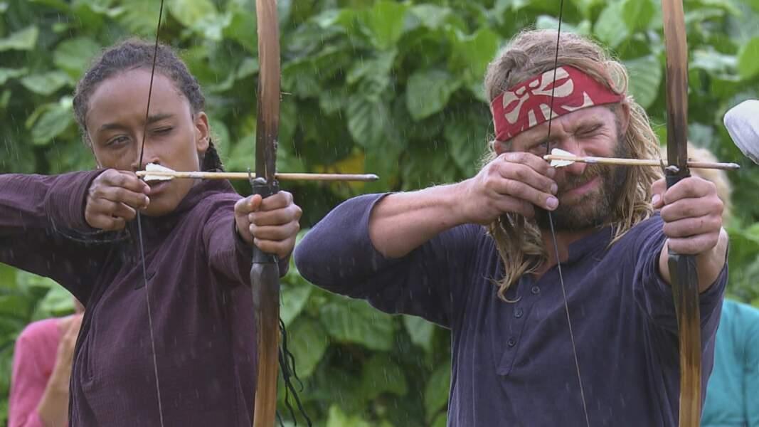 Koh Lanta en Polynesie: les Armes Secretes. Emission 7