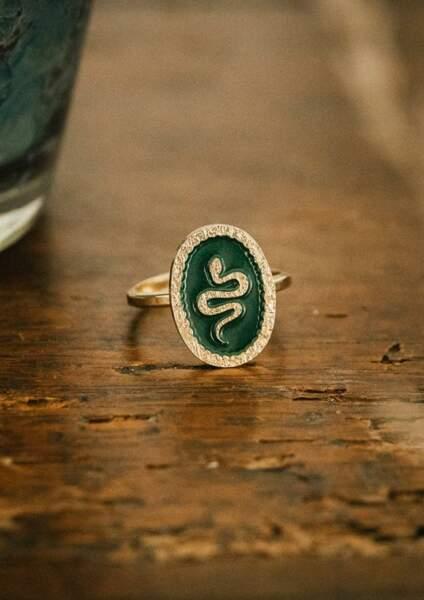 Bague Le Serpent, Namaka, 47€