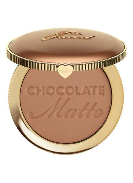 Poudre bronzante Chocolate Soleil, Too Faced, 32€