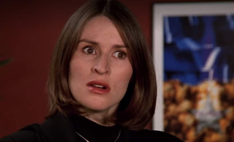 Emily (Helen Baxendale) dans Friends