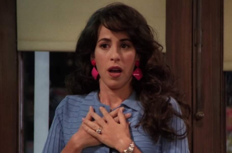Janice (Maggie Wheeler) dans Friends