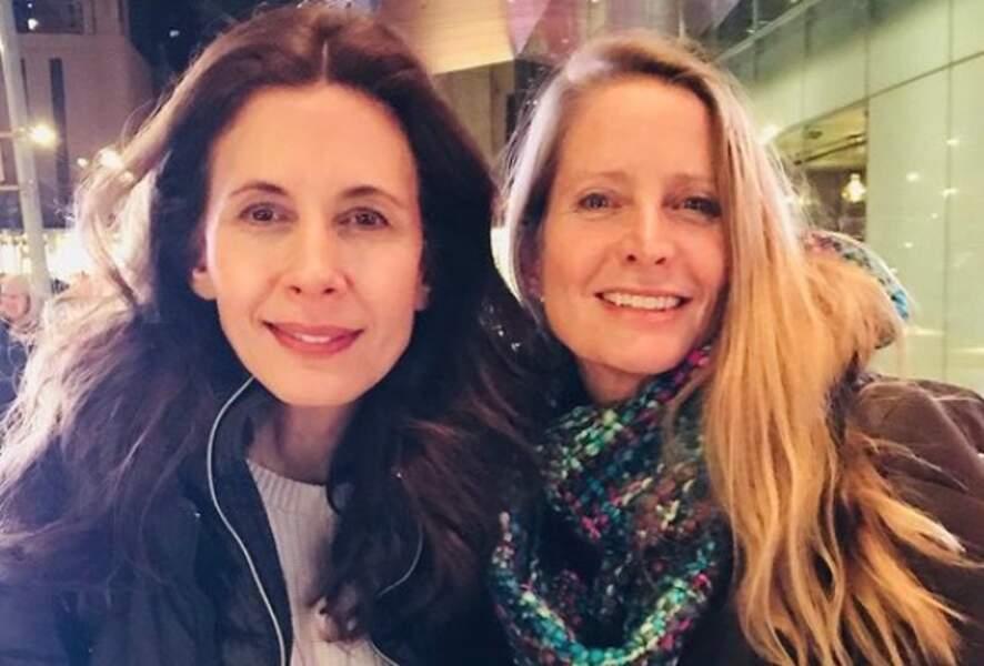 Susan et Carol en 2021
