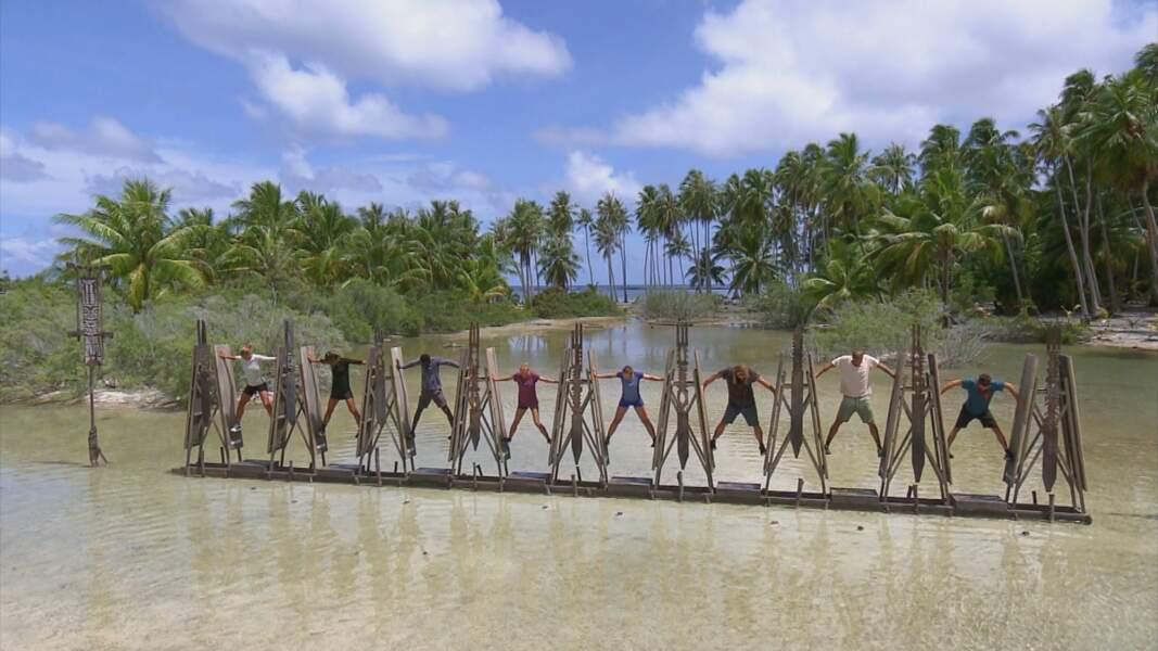 VOICI - Koh-Lanta, Les armes secrètes : revivez le dixième épisode de la saison