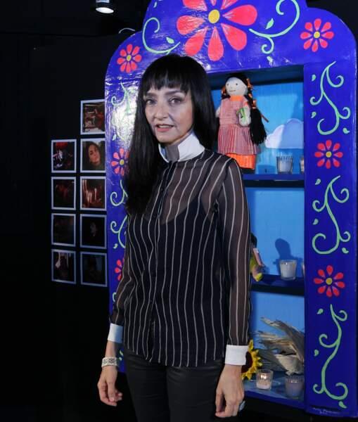 Maria de Medeiros en 2019