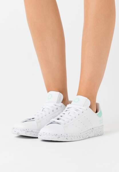 Stan smith vegan et éco-responsable, Adidas, 94,95€