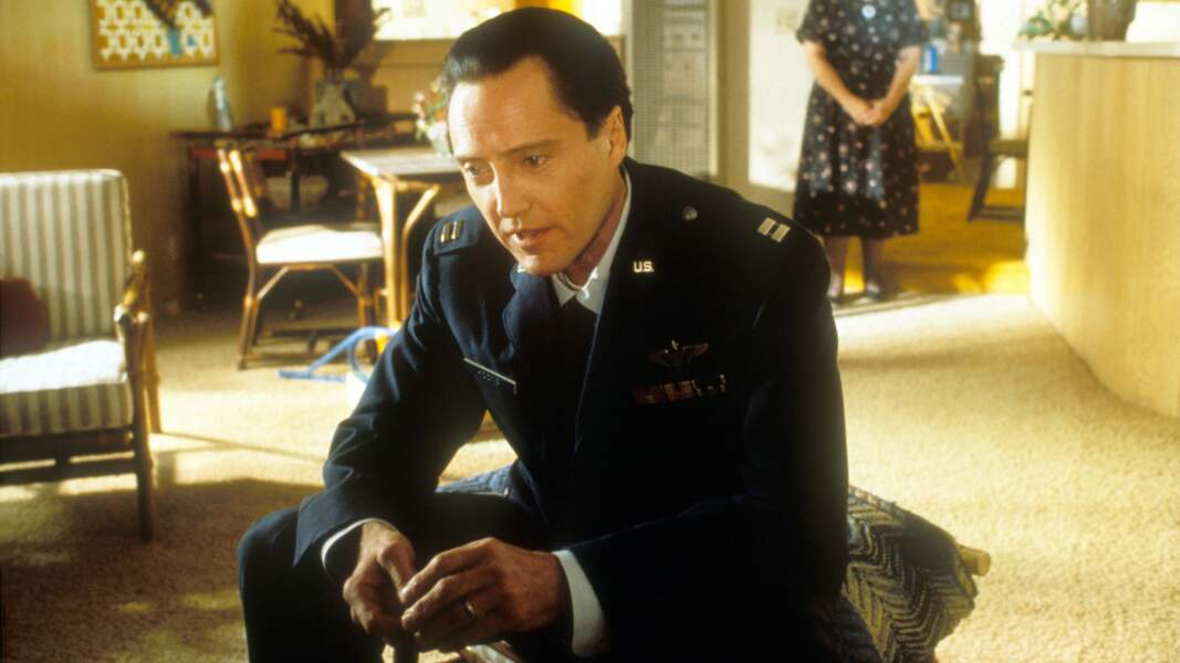 Christopher Walken, alias le capitaine Koons