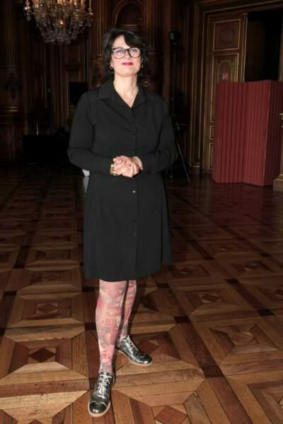 Sonia Dubois, maman à 45 ans