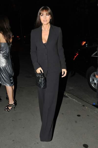 Monica Bellucci, maman à 46 ans