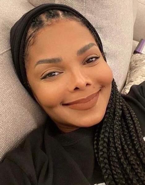 Janet Jackson, maman à 50 ans