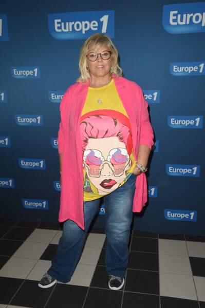 Laurence Boccolini, maman à 50 ans