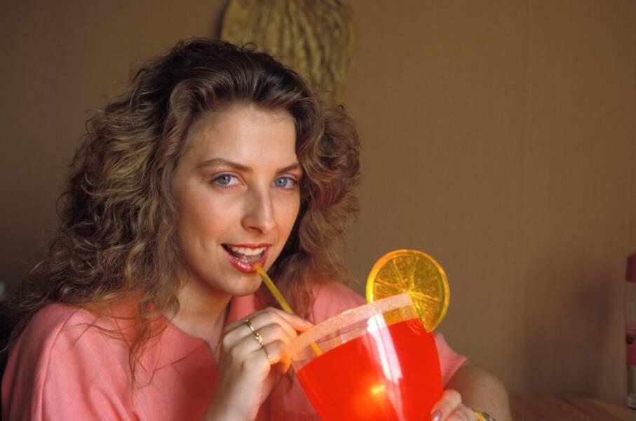 En 1987, Christine Minier chante Les mots d'amour n'ont pasde dimanche. Elle est 14ème avec 44 points