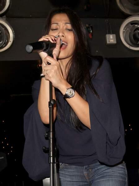L'Echo (You and I) d'Anggun en 2012 remporte 21 points. Elle est 22ème