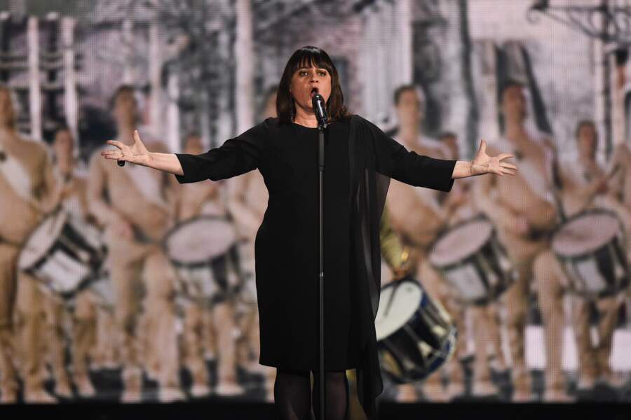 En 2015, Lisa Angell chantait N'oubliez pas. Elle a récolté 4 points et s'est placée à la 24ème place