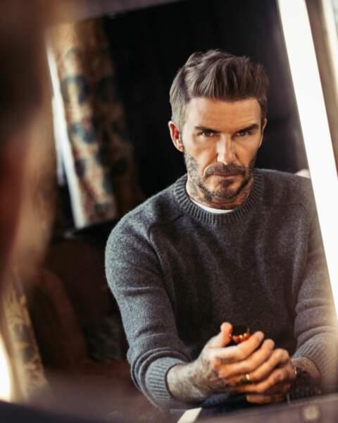 David Beckham après