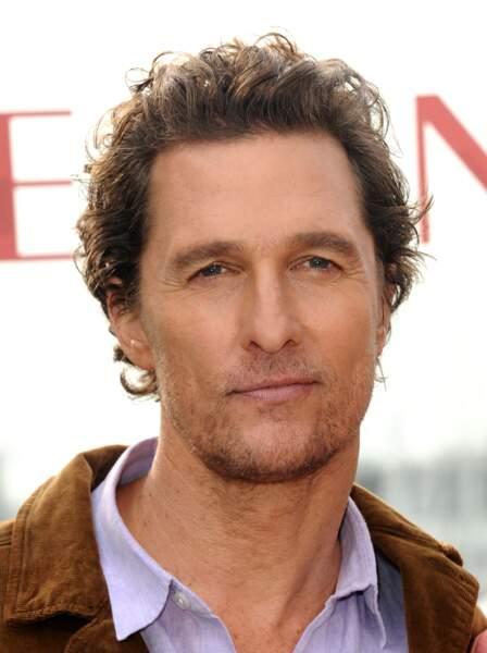 Matthew McConaughey après