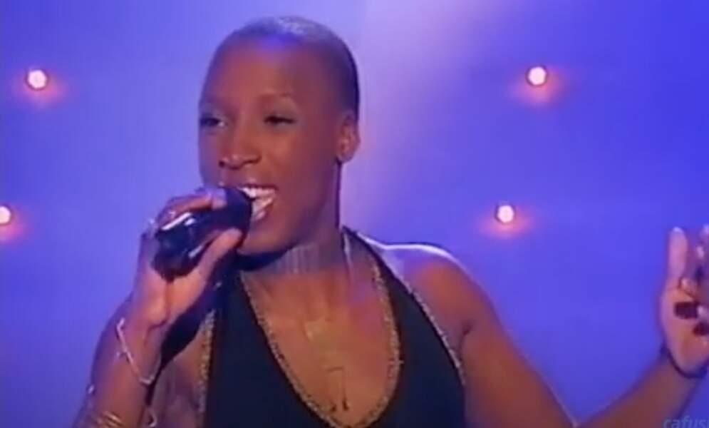 En 1998, Marie Line chante Où aller ? Avec 3 points, elle a fini aux oubliettes, à la 24ème place