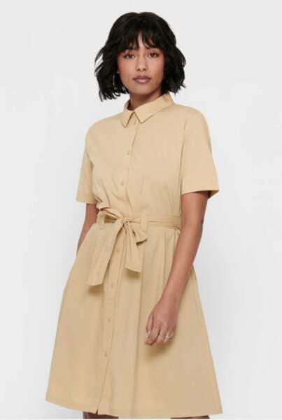 Robe chemise eco-responsable, JDY, 29,99€ sur Zalando