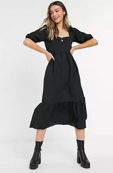 Robe babydoll, New Look, 27,15€