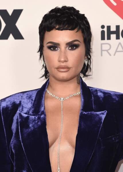 Demi Lovato aux iHeartRadio Music Awards 2021