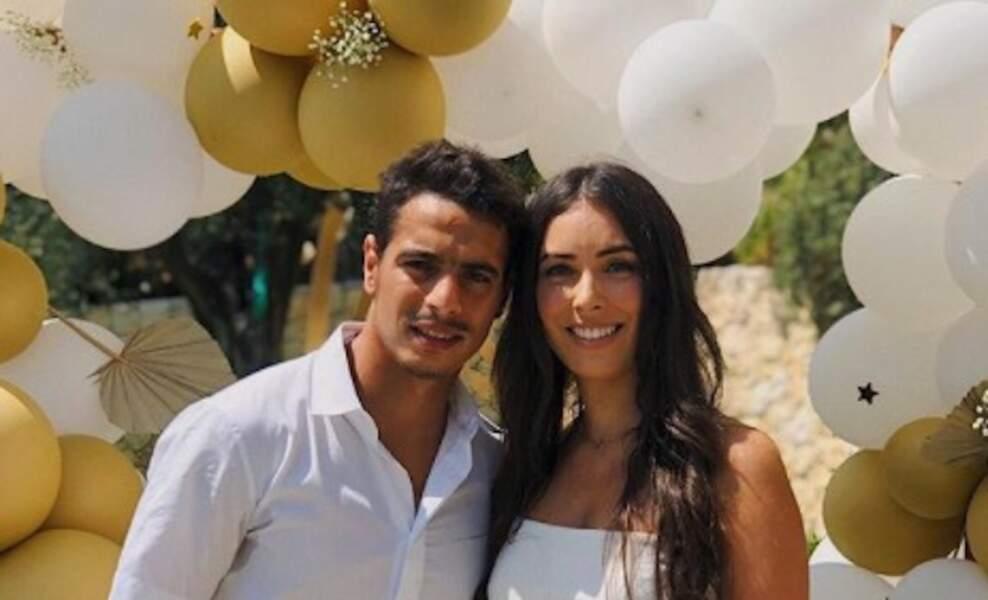 La compagne de Wissam Ben Yedder